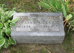Anna <i>Herber</i> Eiles