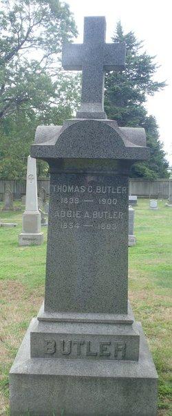 Abbie A <i>Breen</i> Butler