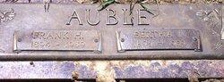 Bertha Irene <i>Strohl</i> Auble
