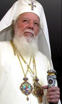 Patriarch Teoctist Arăpașu
