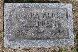 Clara Alice <i>Tinkham</i> Chappell