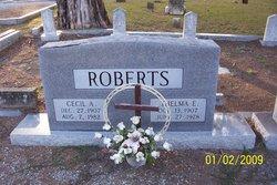Thelma Ernest <i>Archer</i> Roberts