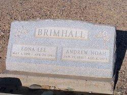 Inez Edna <i>Lee</i> Brimhall