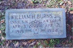 Ens William Henry Burns, Jr
