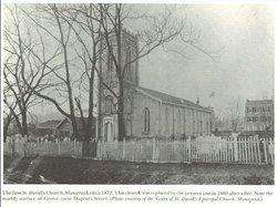 Saint Davids Protestant Episcopal Churchyard