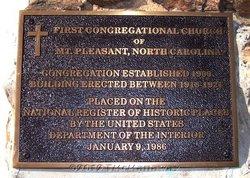 First Congregational Church Cemetery