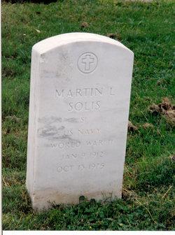 Martin L Solis