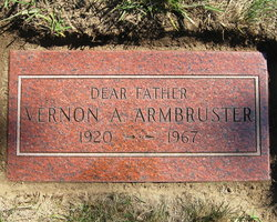 Vernon A. Armbruster