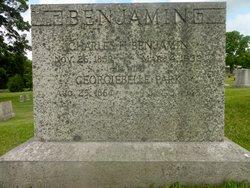 Georgiebell <i>Park</i> Benjamin