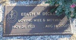 Edith <i>Gabner</i> Dickey