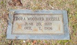 Dora <i>Woodard</i> Hassell