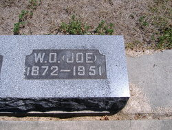 William Oscar Joe Boze
