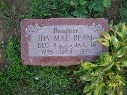 Ida Mae <i>Ebner</i> Beam-Myers