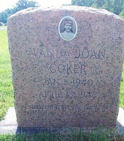 Wanda Joan Coker