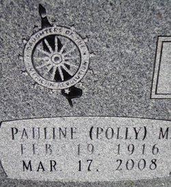 Pauline Stella <i>Myers</i> Dickerson