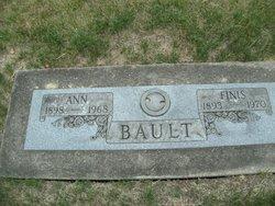 Elizabeth Annie <i>Bowen</i> Bault