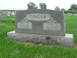 Anna <i>Stevens</i> Singer