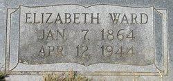 Anna Elizabeth <i>Bickett</i> Ward