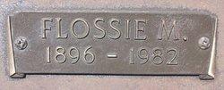 Flossie Mae <i>Baker</i> Ankerholz