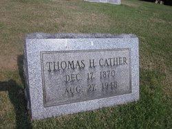 Thomas Howard Cather