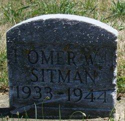 Homer William Sitman