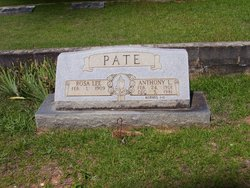 Rosa Lee Pate