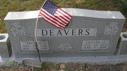Lillian O <i>Kersh</i> Deavers