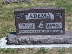 Clarence Adema