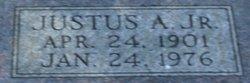 Justus Andress Benson, Jr