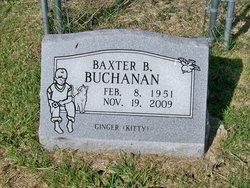 Baxter B. Buchanan