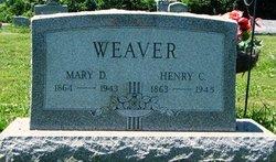 Henry Charles Weaver