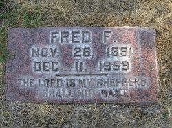 Fred Frank Gehrke