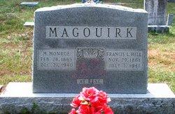 Francis Levitha <i>Hill</i> Magouirk