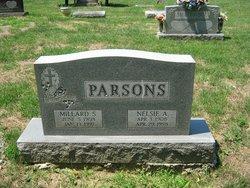 Nelsie A. <i>Siers</i> Parsons