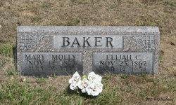 Elijah Columbus Baker