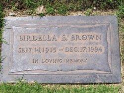 Birdella E <i>Jackson</i> Brown