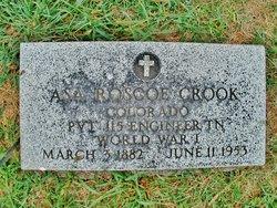 Asa Roscoe Crook