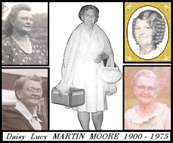 Daisy Lucy <i>Martin</i> Moore