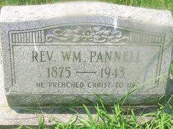 Rev William Pannell
