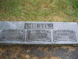 Caroline D Curtis