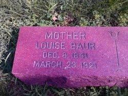 Louise Baur