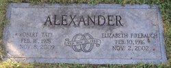 Robert Tate Alexander, Sr