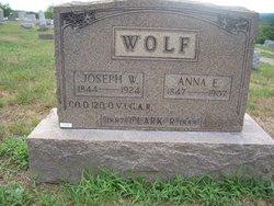 Joseph W. Wolf