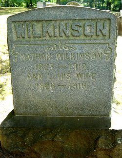 Ann Lippincott <i>Featherer</i> Wilkinson