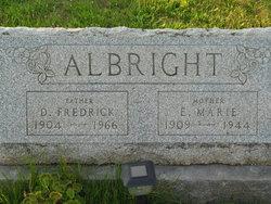Daniel Fredrick Albright