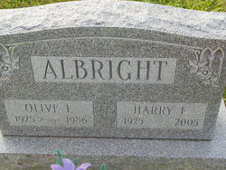 Harry E Albright