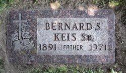 Bernard Sebastian Keis, Sr