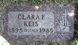 Clara Frances <i>Wiener</i> Keis