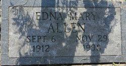 Edna Mary Allen