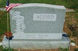 Harold N. Acord